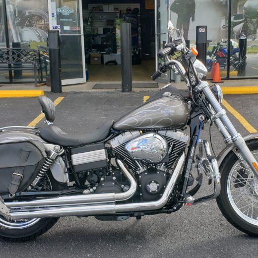 2008 Harley-Davidson FXDB Dyna Street Bob