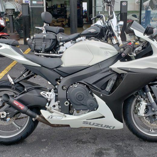2011 Suzuki GSX-R600