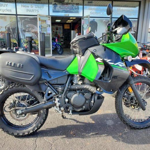 2015 Kawasaki KL650EFF KLR 650