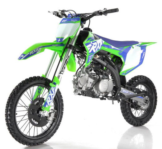 Apollo RXF150 Freeride 150cc 4-Speed Manual Clutch