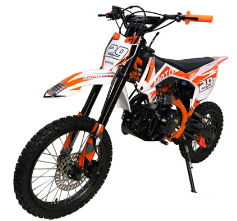 XMoto X-29 125cc Electric & Kick Start