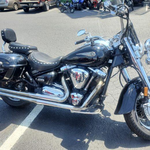 2007 Yamaha XV17ATMT/C Road Star Midnight Silverado