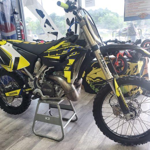 2013 Yamaha YZ250D2 Team Yamaha