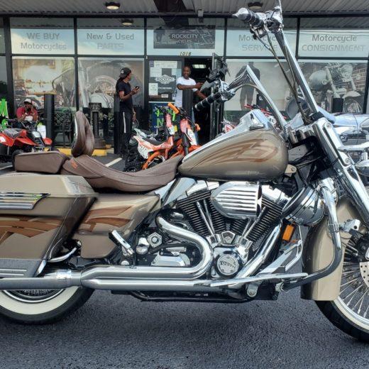 2004 Harley-Davidson FLHRSI Road King Custom
