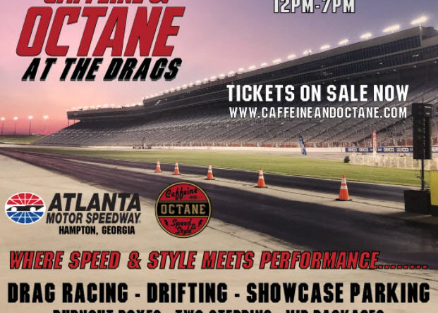 ROCK CITY CYCLES Ride to Rickey Gadson's Caffeine & Octane at The Drags – Sun., June 13, 2021