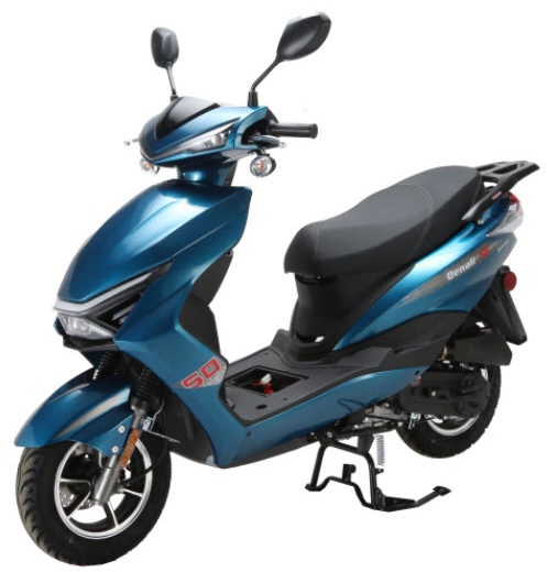 Vitacci Denali 49cc Scooter