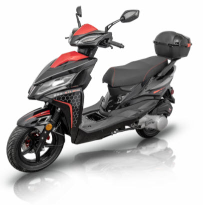 Vitacci Force 200cc Scooter