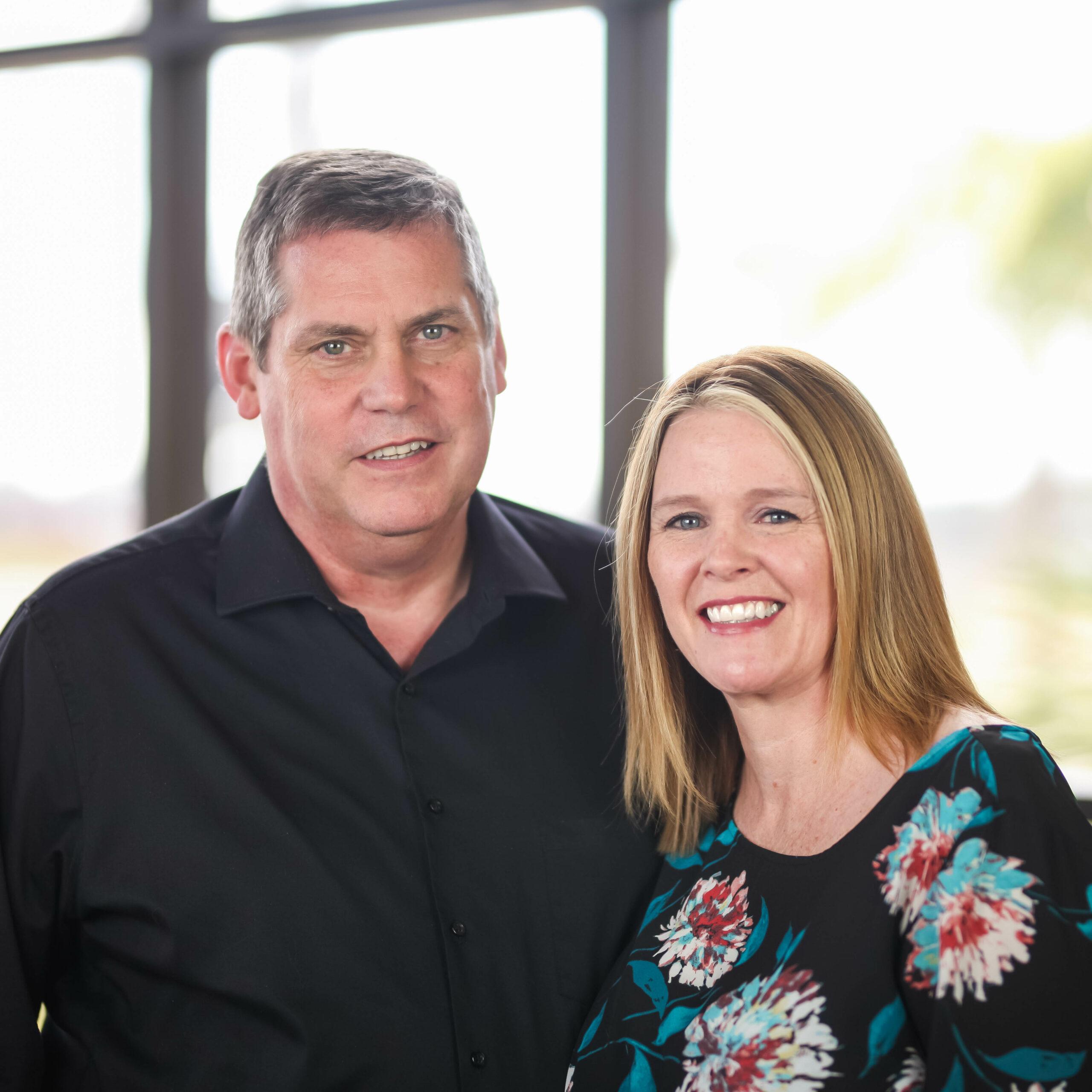 Kevin and Melanie Hayes