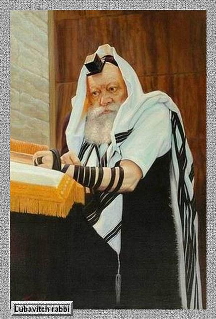 rabbischneerson