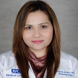 Dr. Romila Aslam, M.D.
