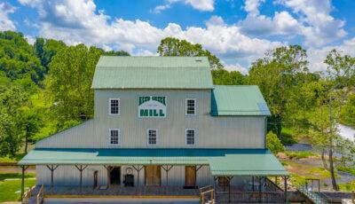 Reed Creek Mill 3D Model