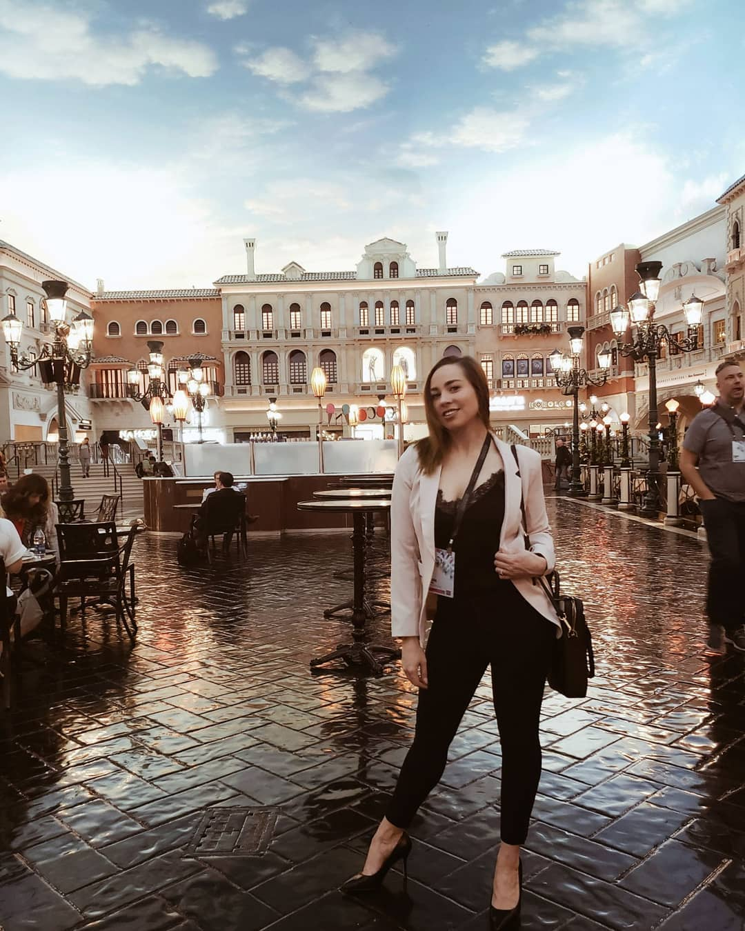 Nicole Ramirez Adobe Conference 2019