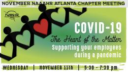 November Chapter meeting naaahratl