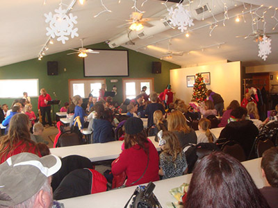 MOOSE LODGE CHRISTMAS PARTY 2013