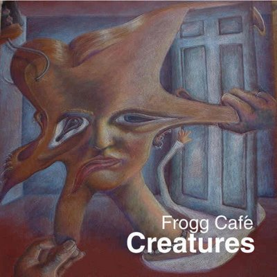 frogg cafe-creatures
