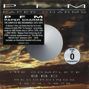 pfm - paper charms