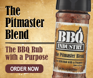 The Pitmaster Blend from BBQ Industry