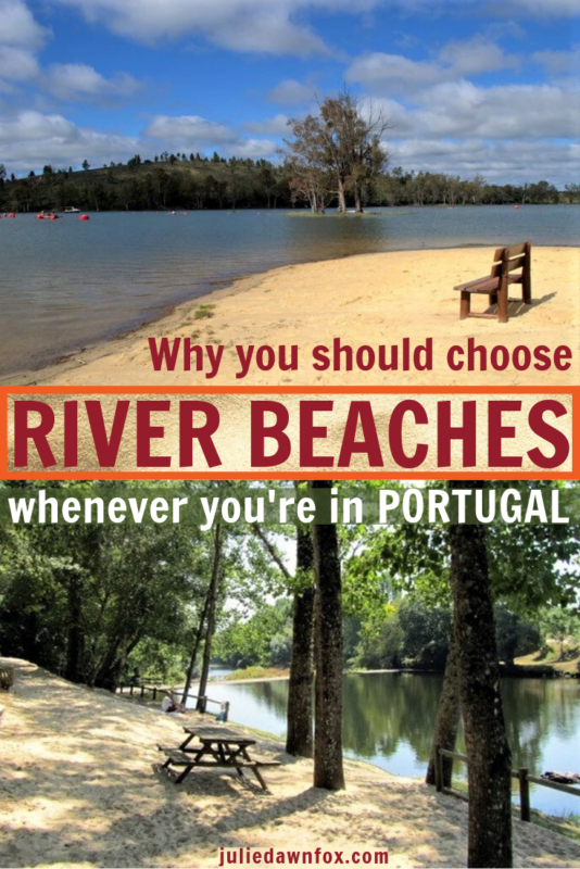 Why River Beaches In Portugal Are Better Than Coastal Beaches