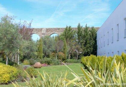 Gardens M'AR de Ar Aqueduto Hotel, Evora