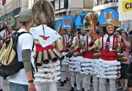 Iberian Mask Festival Lisbon