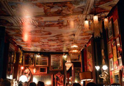Lounge, Pensão Amor, Lisbon