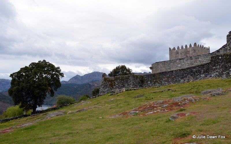 Lindoso castle, Peneda Gerês National Park