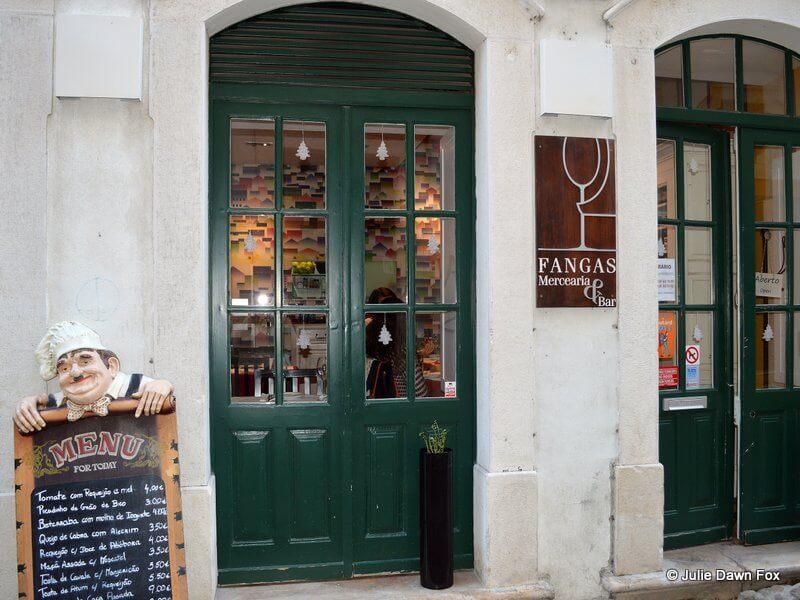Fangas Mercearia Bar, Coimbra
