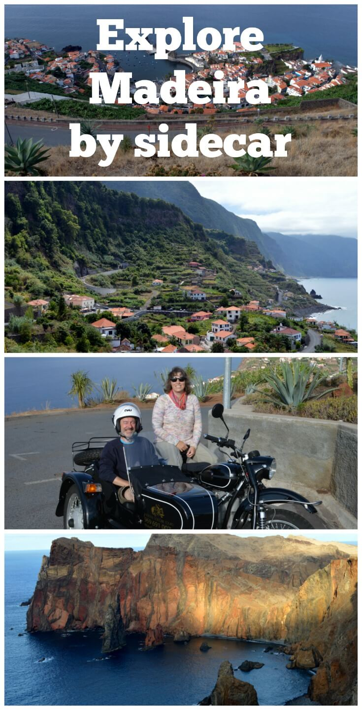 Exploring Madeira By Sidecar: An Exhilarating Tour Of The Island
