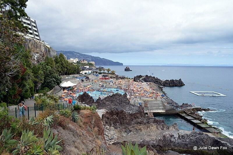 Poças do Governador swimming complex, Funchal, Madeira