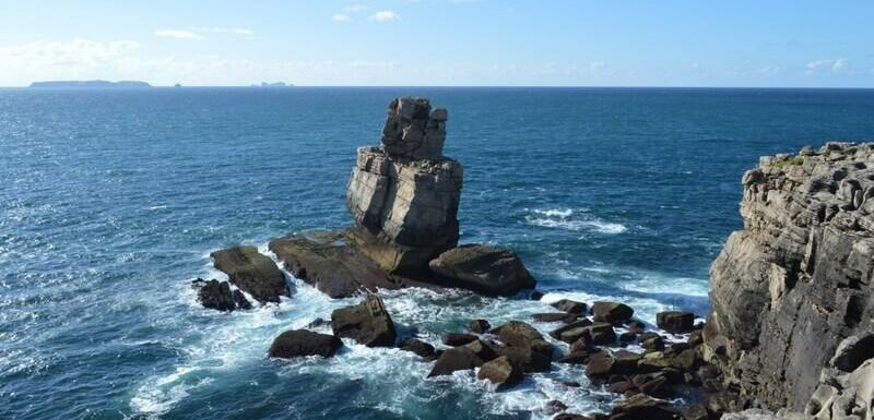Cabo Carvoeiro and Berlengas islands, Peniche, Portugal