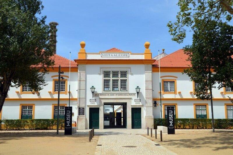 Vista Alegre Museum, Ílhavo, Aveiro