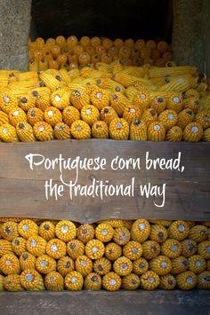 How to make Portuguese corn bread