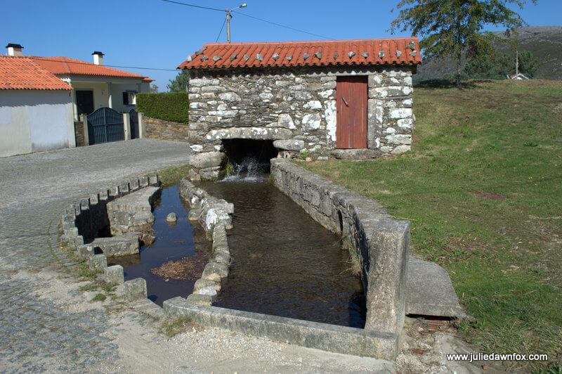 Water mill, Espantar, Montaria, Serra d'Arga, Portugal. Photography by Julie Dawn Fox