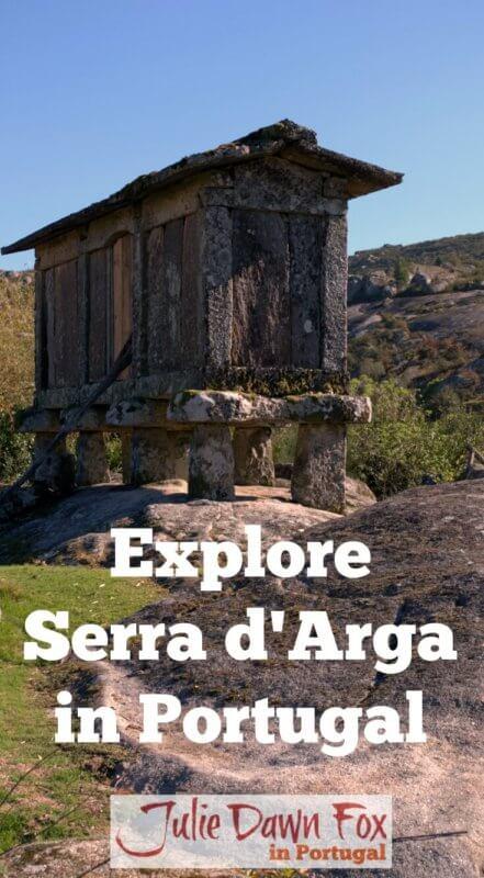 Explore Serra d'Arga in northern Portugal