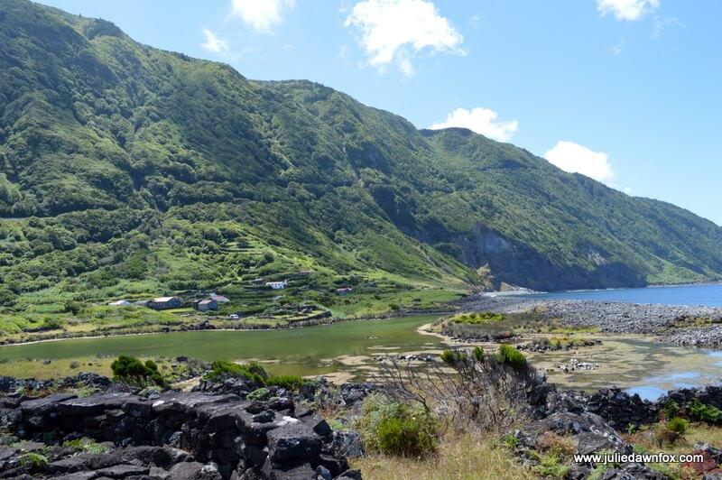 Fajã dos Cubres, São Jorge island, Azores. Photography © Julie Dawn Fox