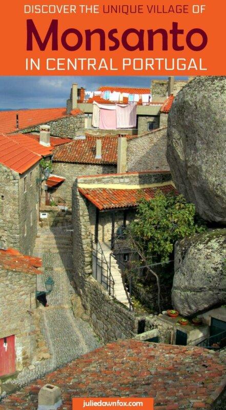 Discover the unique village of Monsanto in Central Portugal