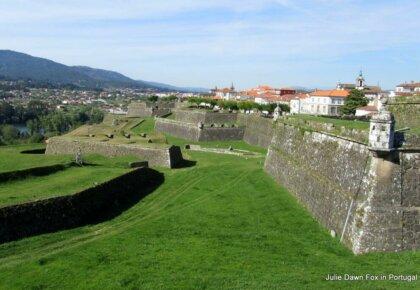 Fortifications and River Minho, Valença fortress