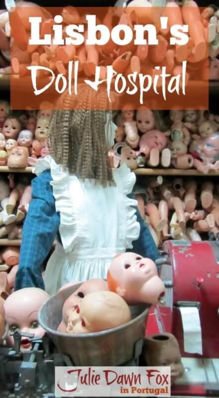 Lisbon's Doll Hospital