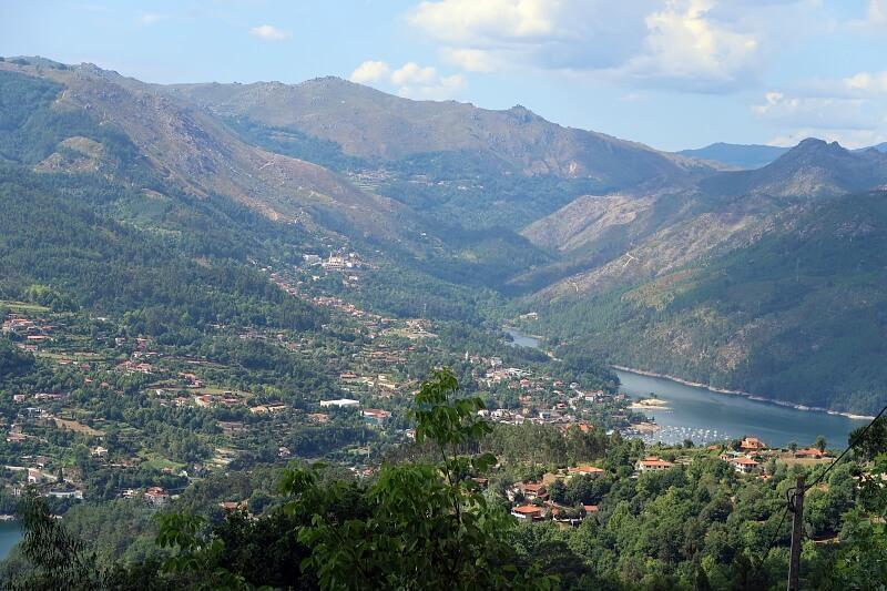 Caniçada Reservoir and Serra do Gerês, Peneda-Gerês National Park