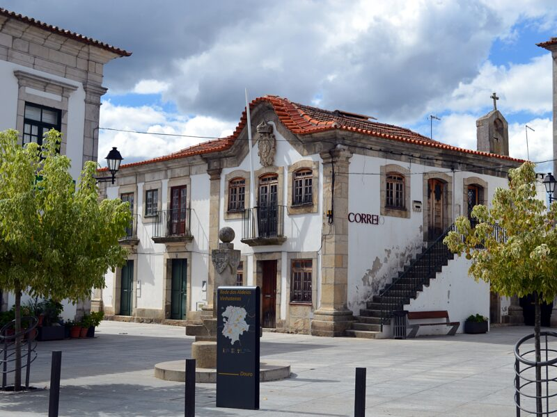 Post Office, Favaios