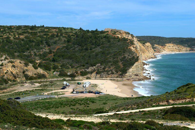 Boca Do Rio, Algarve, Portugal.