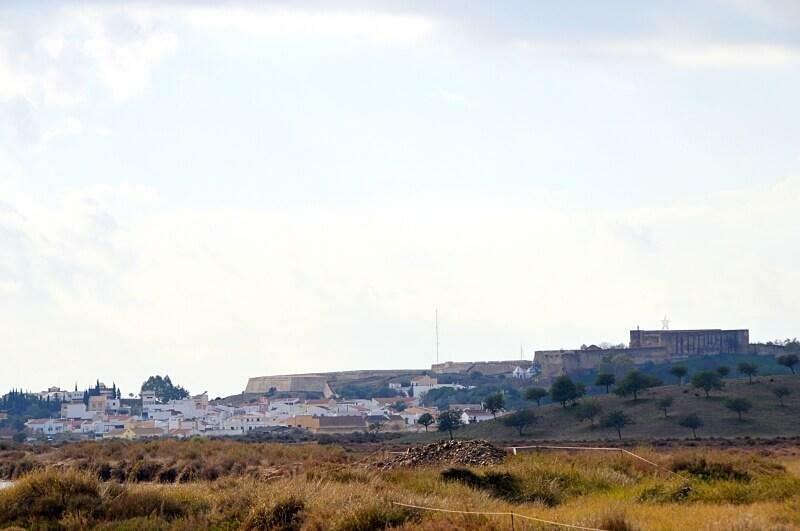 Castro Marim and castle