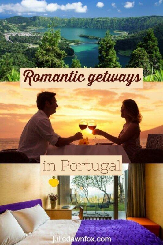 Romantic getaways in Portugal