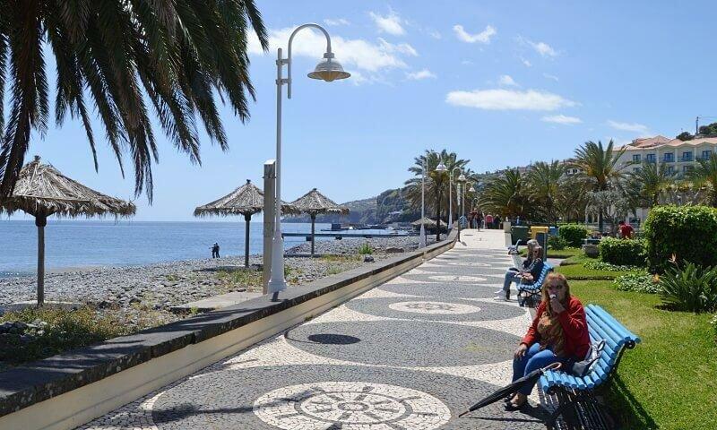 Seafront, Santa Cruz- Things to do in Madeira