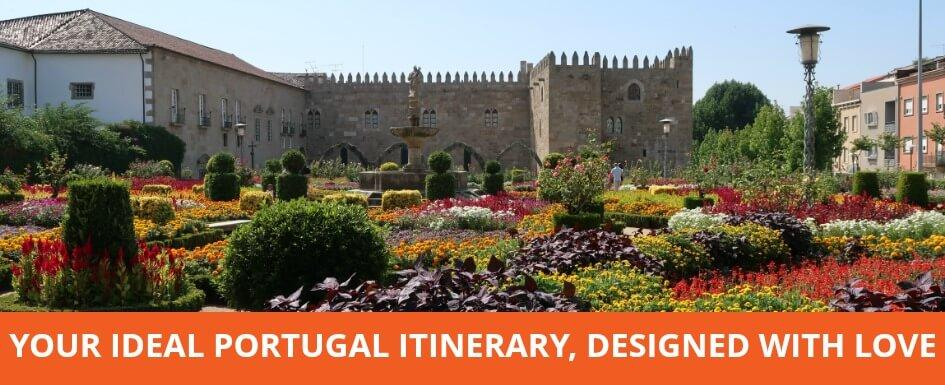 Tailor made Portugal itinerary design and trip planning