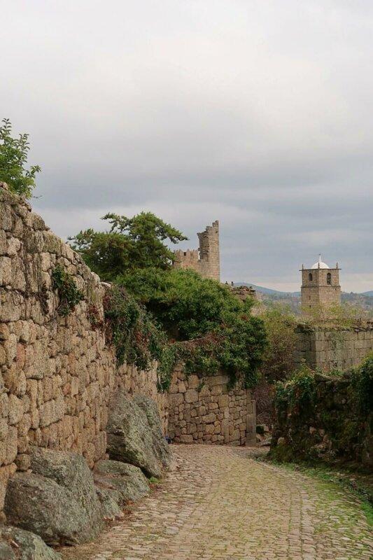 Castelo Novo, historical village of Portugal