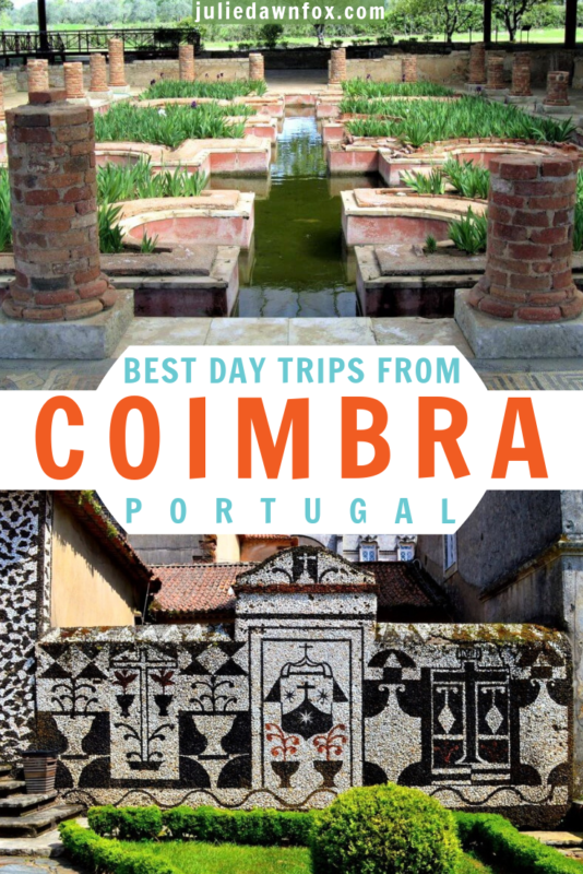Conimbriga and Convento Carmo. Beautiful Coimbra has plenty to entertain its visitors for a couple of days at the very least. Factor in your pick of these great day trips - all within an hour's drive of the city - and you'll want to make it your base for a week or more, to explore wonderful central Portugal to the full!