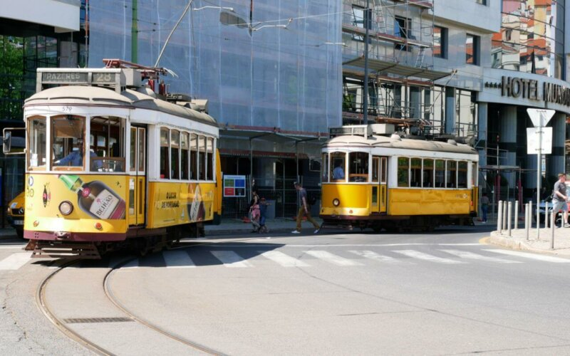 Lisbon Tram 28 Little City Trips