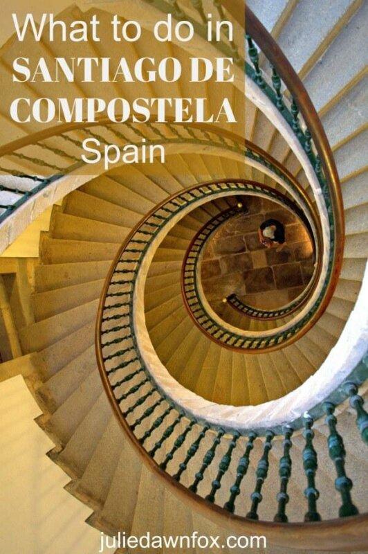 what to do in Santiago de compostela