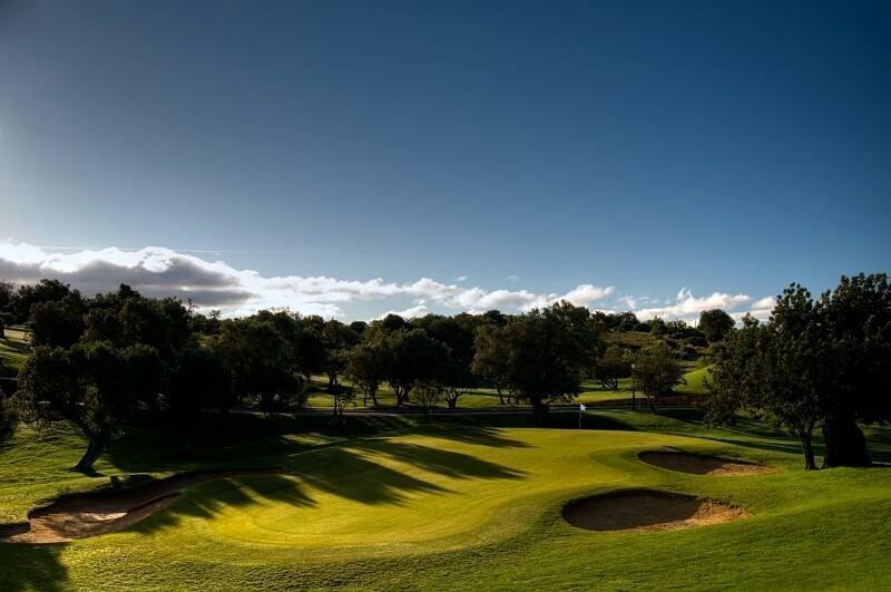 Vale da Pinta golf course, Algarve
